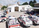 ۱۰۰۰ بسته حمایتی به مناطق سیلزده ارسال شد