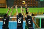 والیبال ایران مقابل استرالیا شکست خورد