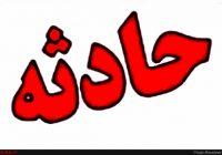 واژگونی مرگبار اتوبوس در محور اصفهان به شیراز