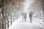 کاهش ۱۰ درجهای دما و ادامه بارشها در برخی مناطق کشور