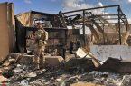 بیانیه پنتاگون درباره حمله موشکی ایران به عین الاسد