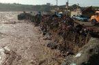 ساکنان شهر پلدختر و ۹ روستای در معرض خطر سیل تخلیه شدند