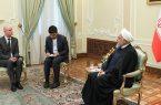 ملتهای آزاده دنیا تحریمهای آمریکا علیه مردم ایران را محکوم کنند