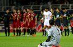 شاگردان گلمحمدی از اشتباه تیم ملی درس نگرفتند
