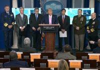ترامپ شرط لغو تحریمها را اعلام کرد